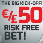RISKFREE FOOTBALL BET